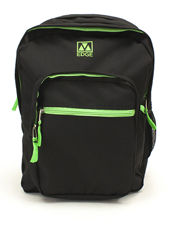 Street Backpack with Battery