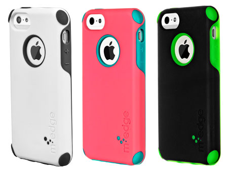 new concept 926bf 38df6 M-Edge Wingman Case for iPhone 5/5S